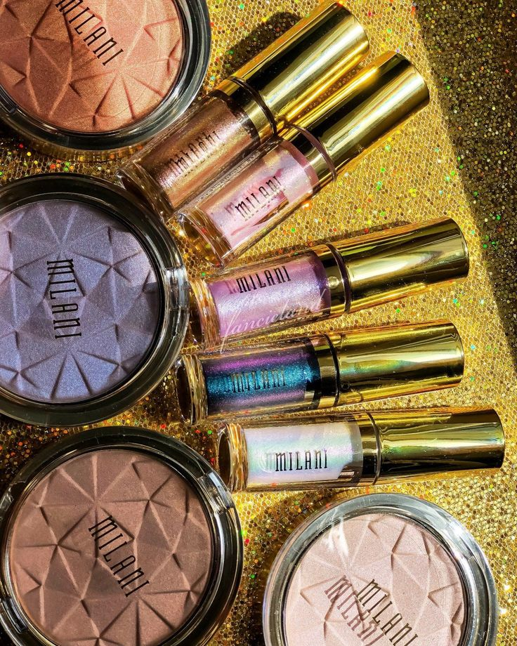 Milani Hypnotic Lights Eye Topper Swatches + Review | Fancieland ✨ #swatches #...
