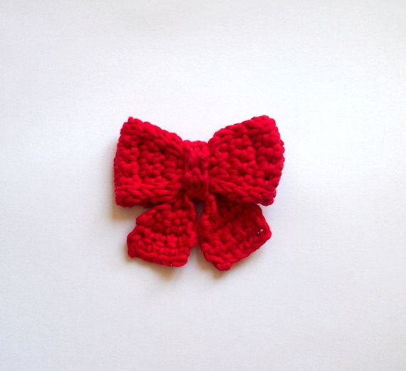 PDF crochet pattern  Bow / necktie  DIY tutorial  от byaccessorise, $4.50