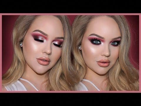 PERRIE EDWARDS / No More Sad Songs Inspired Makeup Tutorial - YouTube #Advanced