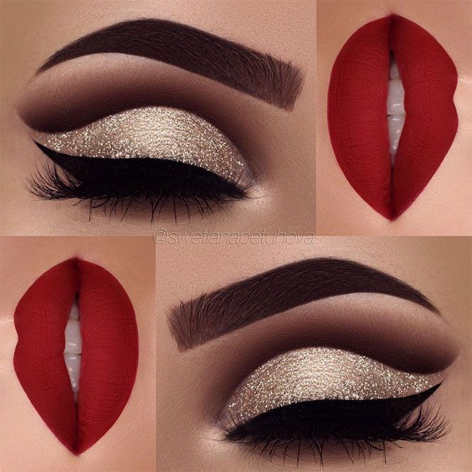 Red Lipstick Looks And#8211; Get ready for a new kind of MAGIC ★ See more: gla...