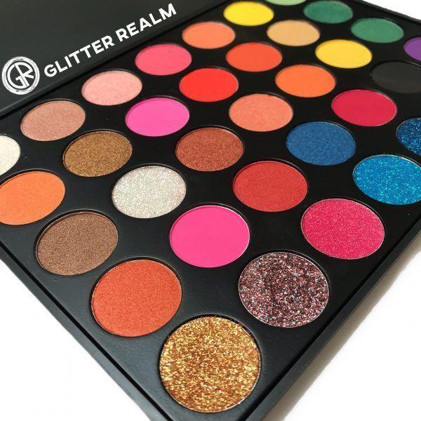 Rendezvous Palette | Glitter Realm Cosmetics