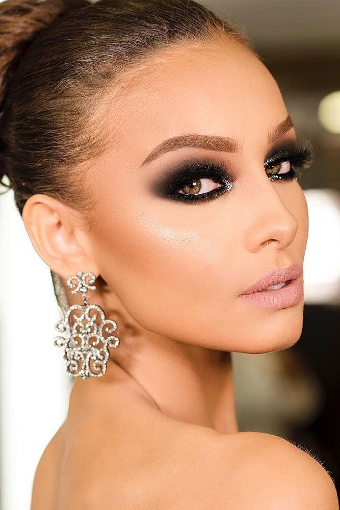 Sexy Smokey Eye Makeup ★ See more: glaminati.com/...