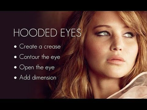 THE ULTIMATE HOODED EYE TUTORIAL - BEGINNER FRIENDLY - YouTube