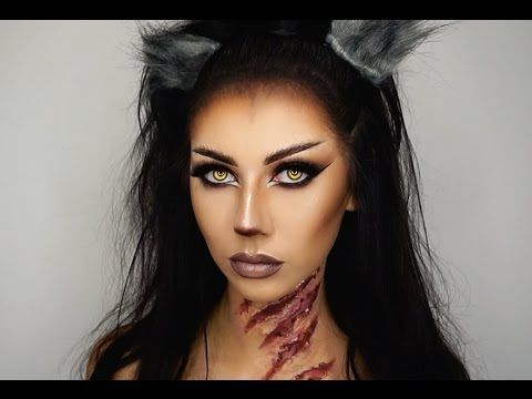 Thank you for watching my first Halloween makeup tutorial!! xxxx My take on a Ha...