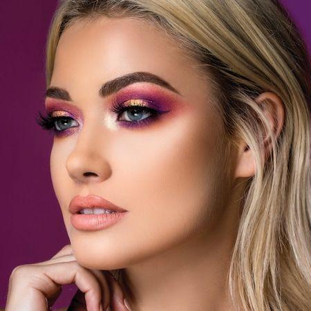 The Rainbow Eyeshadow Palette - Violet Voss   Sephora