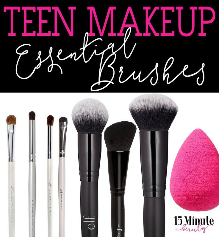 The Teen Makeup Series: The best order to apply makeup in and essential makeup b...