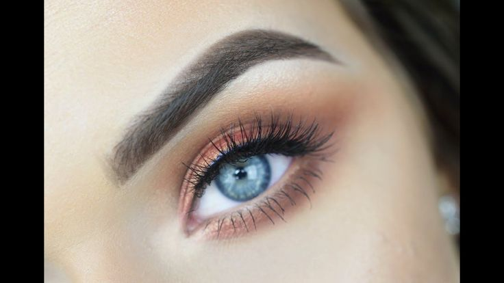 URBAN DECAY NAKED HEAT | Eye Makeup Tutorial - YouTube