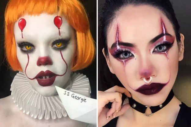 We all contour down here.