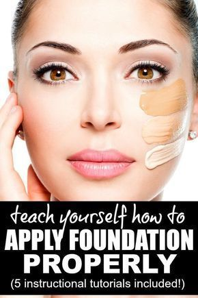 Whether you prefer applying your foundation with a brush, with a sponge, or with...