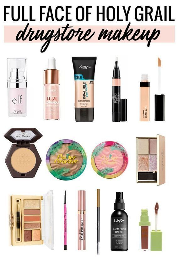 best drugstore makeup 2018 #makeup #beautyblogger #beauty #beautytips