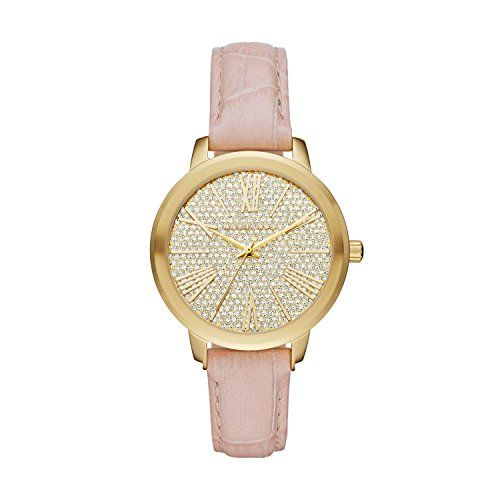 Michael Kors Womens Hartman Pink Watch MK2480 *** Check out this great product. ...