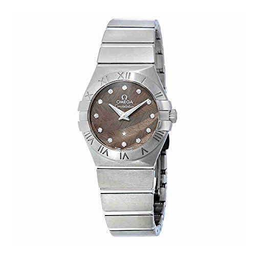 Omega Constellation Ladies Watch 12310276056001 *** Click image to review more d...