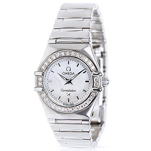 Omega Constellation Ladies Watch in Stainless Steel (Certified Pre-owned) 1466.7...