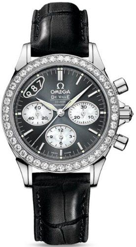 Omega Deville Ladies Watch 422.18.35.50.06.001 -- You can find more details by v...