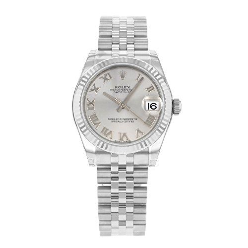 Rolex Datejust 178274 SRJ Stainless Steel and Automatic Ladies Watch ** Find out...