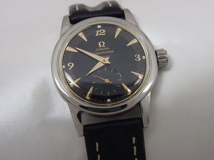 1951 OMEGA SEAMASTER AUTOMATIC VINTAGE MENS WATCH #MensWatches