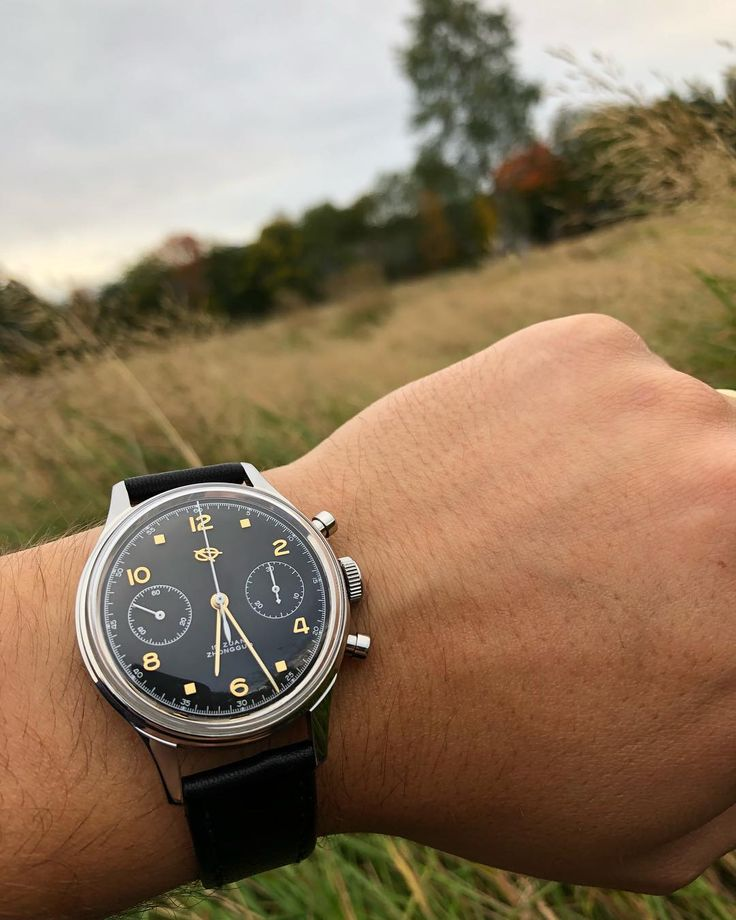 Seagull 1963 Chronograph Watch