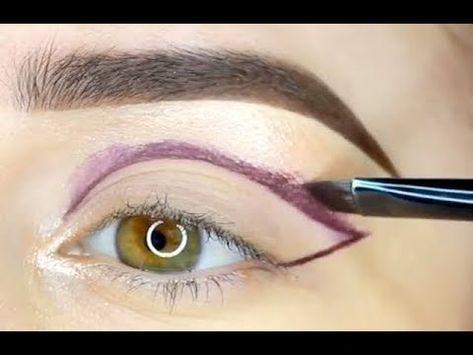 ♡ Gold Glam Cat Smokey Eyes & Perfect Skin Makeup Tutorial | Melissa Samways ...