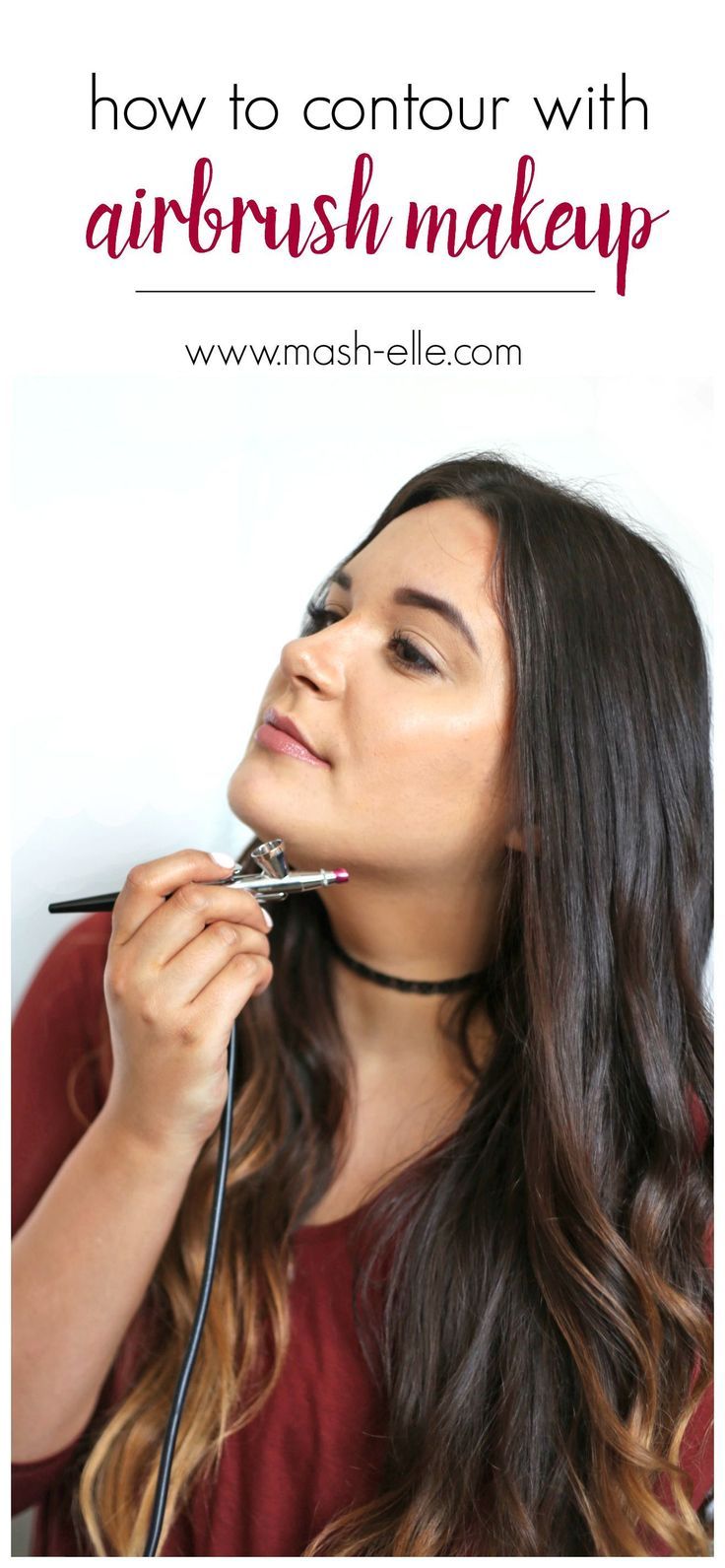 Airbrush makeup isn't as tricky as you may think! Check out this super easy...