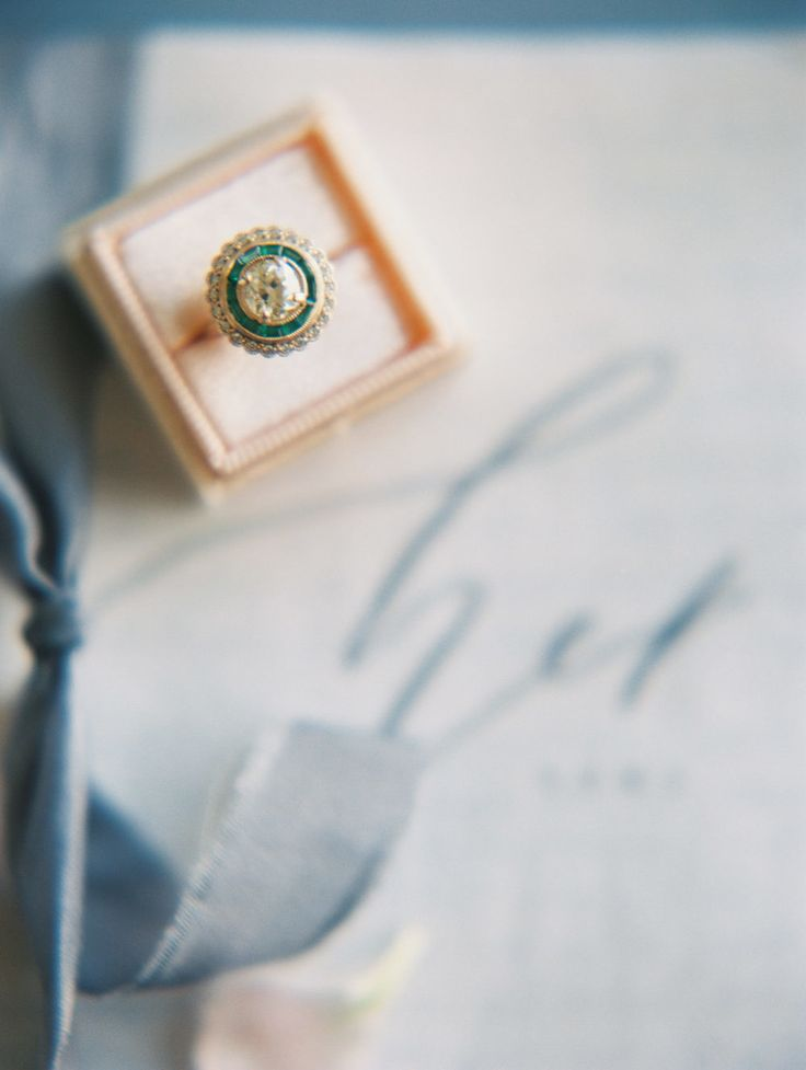 Our Top 15 Picks for the Best Engagement Rings of 2018 | Photography: Wendy Laur...