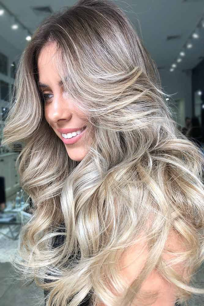 Dirty Blonde Hair Color Ideas Which Suits Your Skin Tone Ash #blondehair #highli...