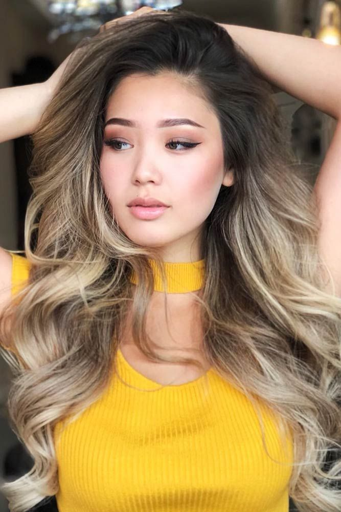 Dirty Blonde Hair Color Ideas Which Suits Your Skin Tone Ombre #blondehair #ombr...
