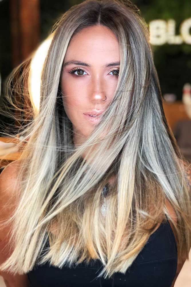 Dirty Blonde Hair Color Ideas Which Suits Your Skin Tone Platinum #blondehair #h...