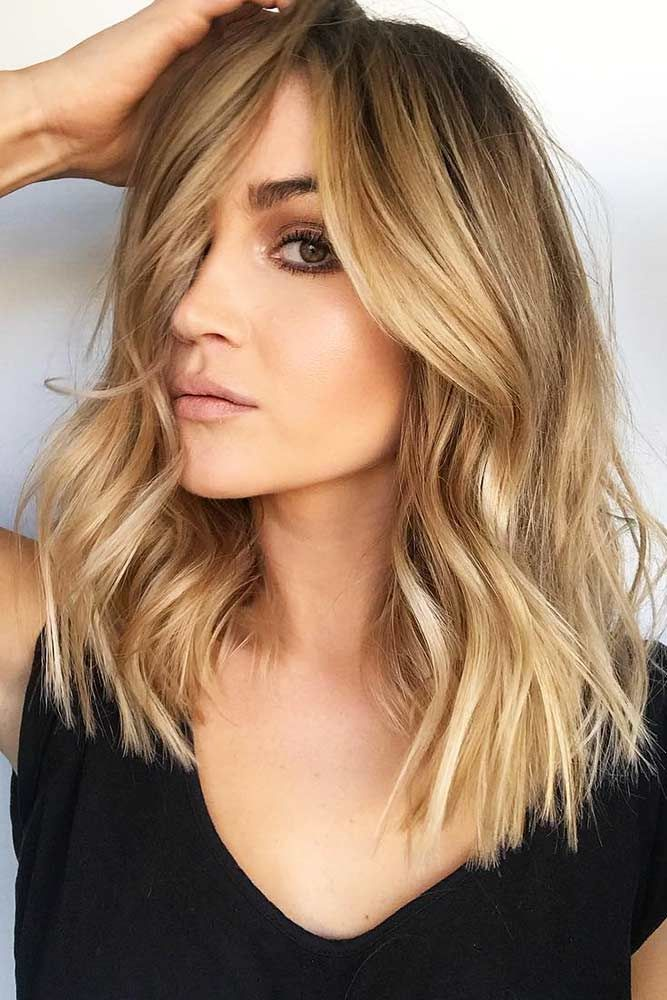 Golden Brown Balayage #brownhair #balayage ❤️ Brown hair is a charming mixtu...