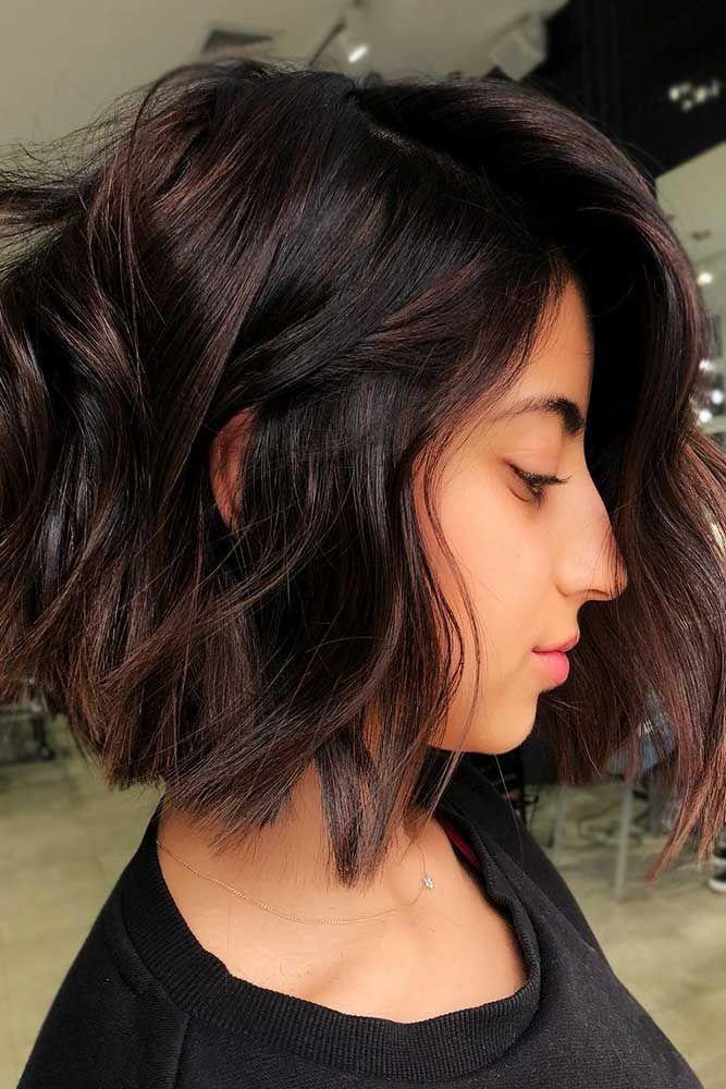 Hair Color - Dark Golden Brown Hair Ends #brunette #brownhair ❤️ We have cho...