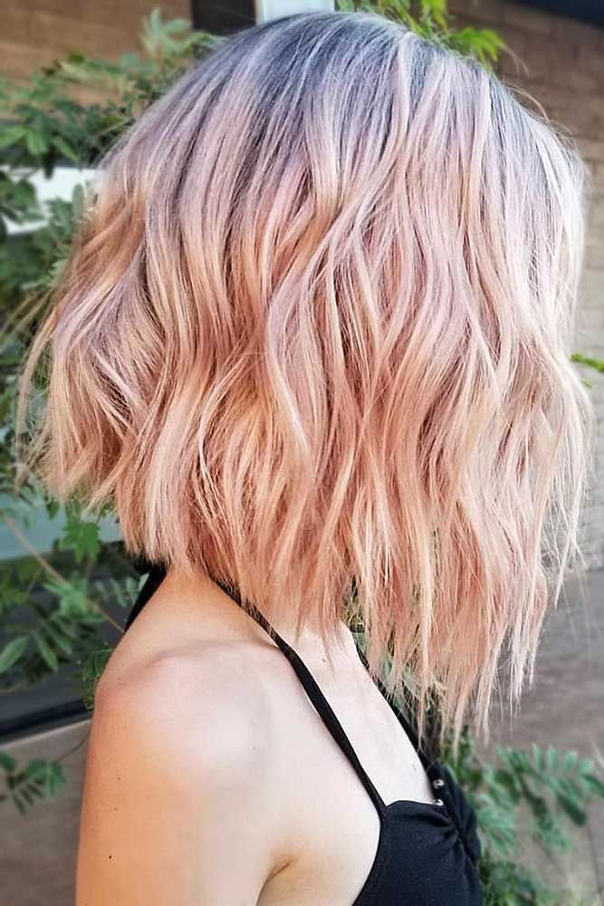 Pastel Strawberry Blonde Brunette #blondehair #strawberryblonde ❤️ Strawberr...