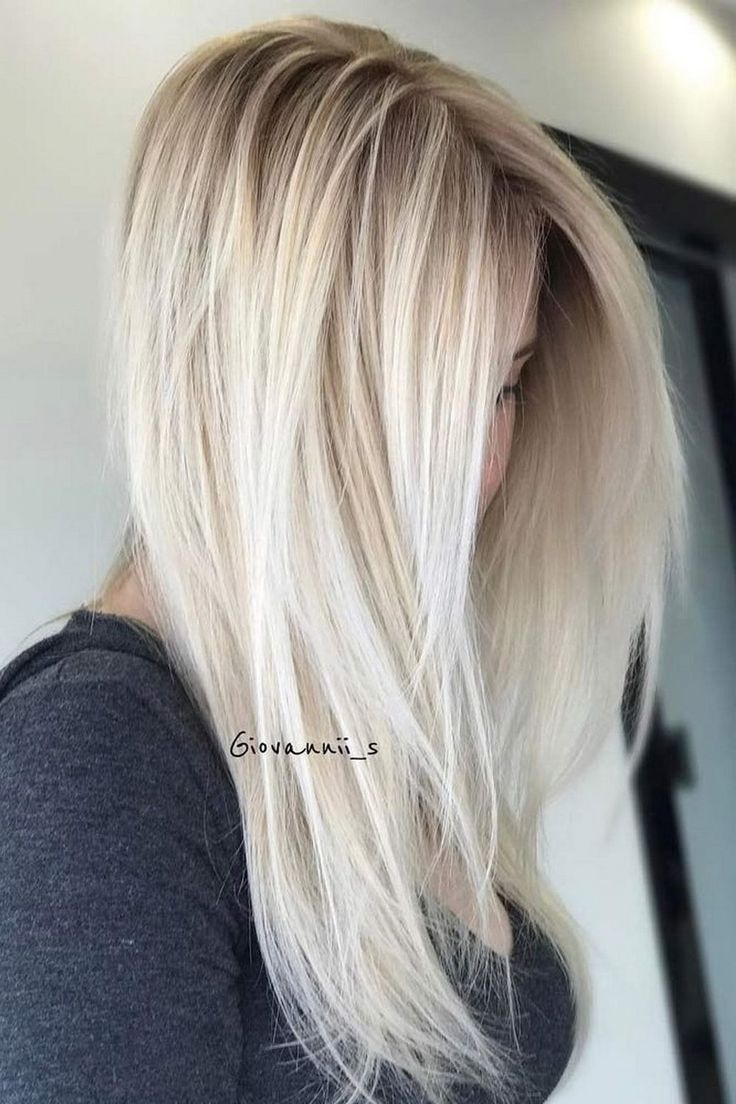 60 Ultra Flirty Blonde Hairstyles You Have To Try #hair #hairstyles #haircolor #...