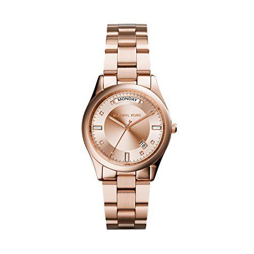 Michael Kors Womens Colette Watch Rose Gold One Size * Check out this great prod...