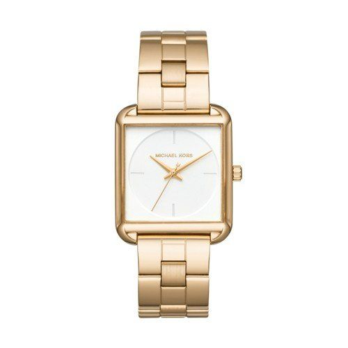 Michael Kors Womens Lake GoldTone Watch MK3644 *** You can get additional detail...
