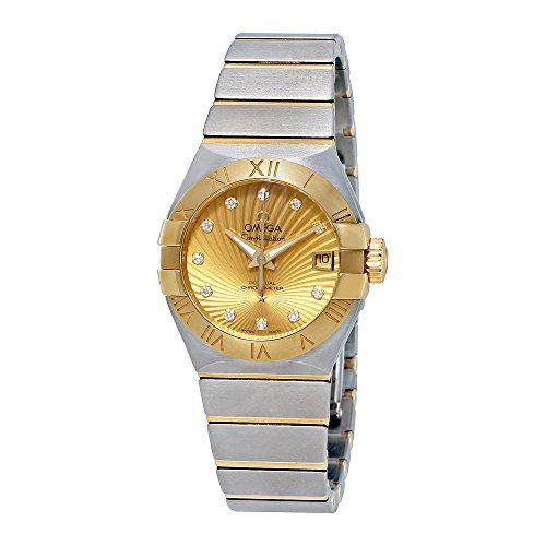 Omega Constellation Automatic Ladies Watch 12320272058001 *** You can find out m...