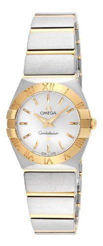 Omega Constellation Ladies Mini Watch 123.20.24.60.02.002 [Watch] Constellation ...