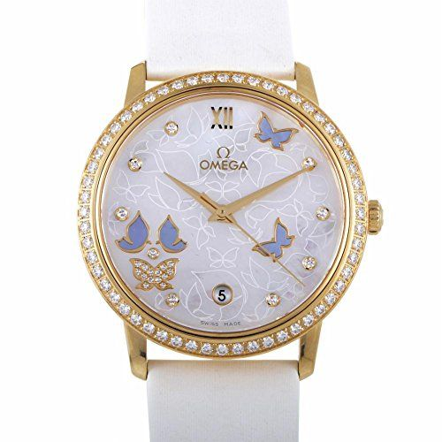 Omega De Ville automatic-self-wind womens Watch 424.57.37.20.55.001 (Certified P...