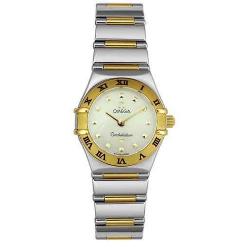 Omega Women's 1361.71.00 Constellation My Choice Quartz Mini Watch * Continu...