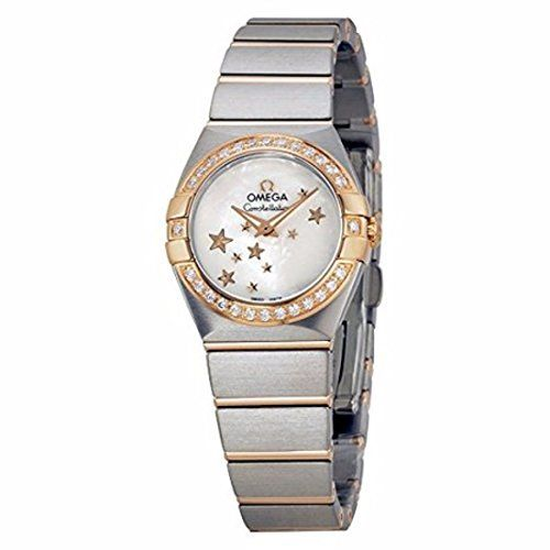 Omega Womens 12325246005002 Constellation MOP Watch *** Visit the image link mor...
