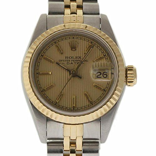 Rolex Date 26mm swiss-automatic womens Watch 69173 (Certified Pre-owned) *** See...