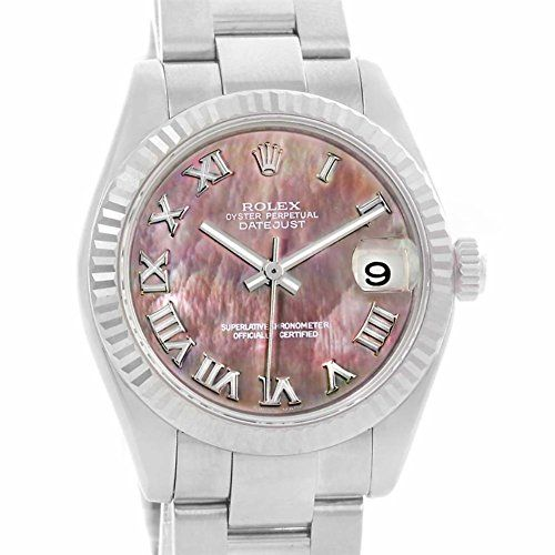 Rolex Mid-size automatic-self-wind womens Watch 178274 (Certified Pre-owned) ** ...