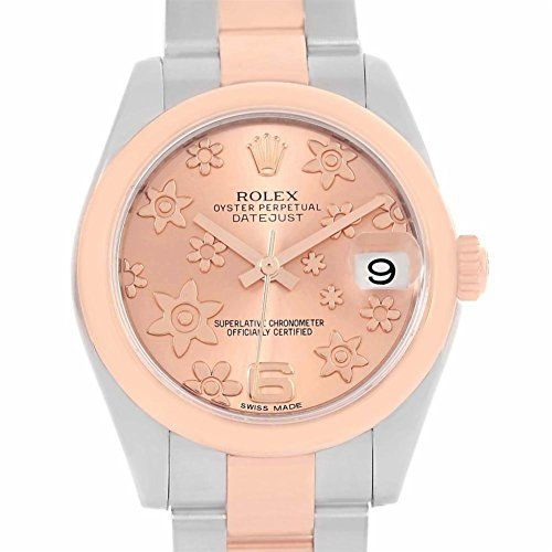 Rolex Oyster Perpetual automatic-self-wind womens Watch 178271 (Certified Pre-ow...