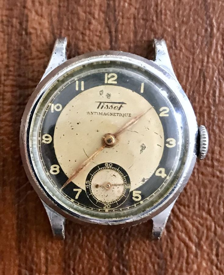 For Sale: Vintage Tissot Antimagnetique (newoldstockwatche...)