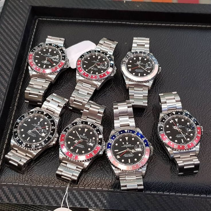 Rolex GMT Master II Ref 16710 PEPSI n COKE #gmtpepsi #gmtcoke #16710 #16710t #ro...