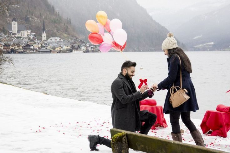 The Top 10 Most Epic Proposals of 2018 | Photography: Daniela Kainz | #proposal ...