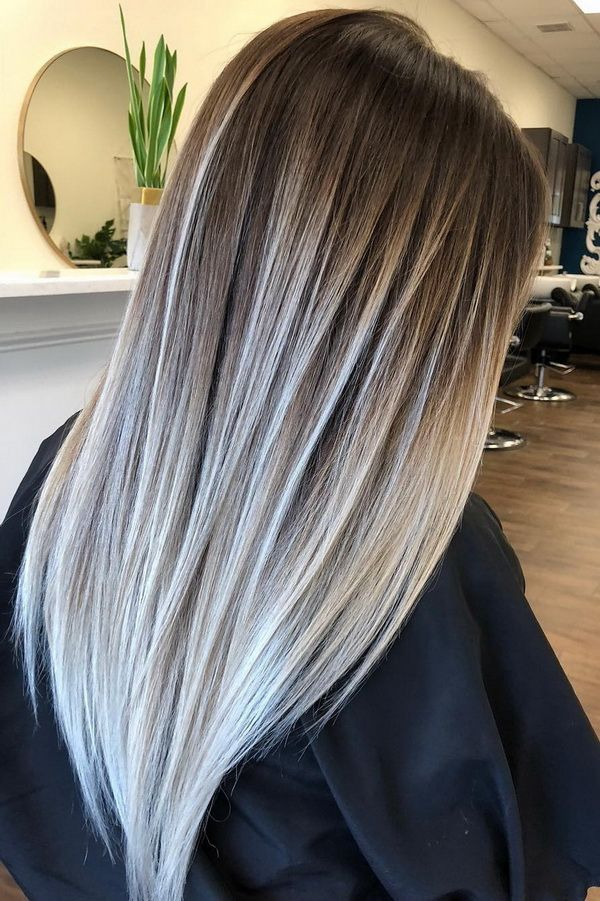 51 Ultra Popular Blonde Balayage Hairstyle & Hair Painting Ideas
