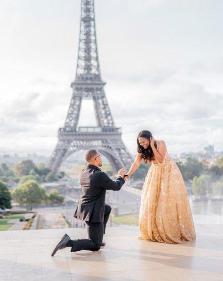 The Top 10 Most Epic Proposals of 2018 | Photographer: Do It Paris Way |  #weddi...