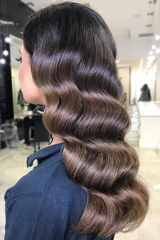 Ash Brown Balayage For Brunette Hair  ❤️ Brunette hair often gets a bad rap....