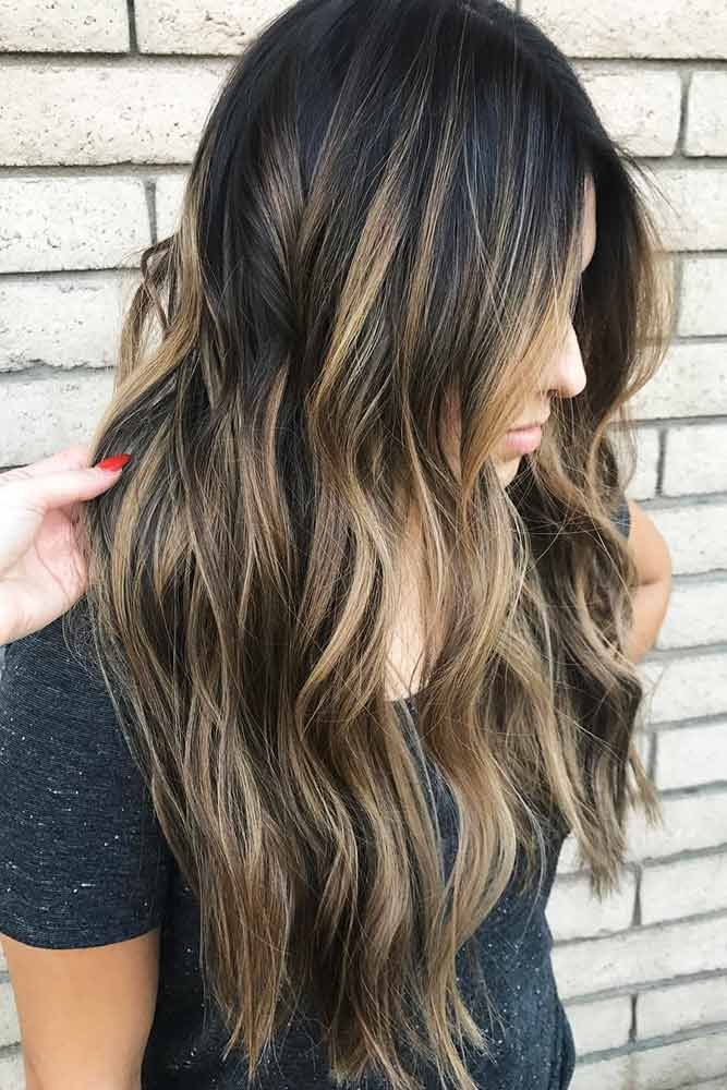 Brown To Blonde Highlights ❤️ See light brown hair color variations that sui...