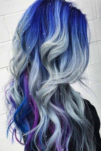 Fantasy mermaid hair!!!!!!!!!!!!!!!!!!!!!!