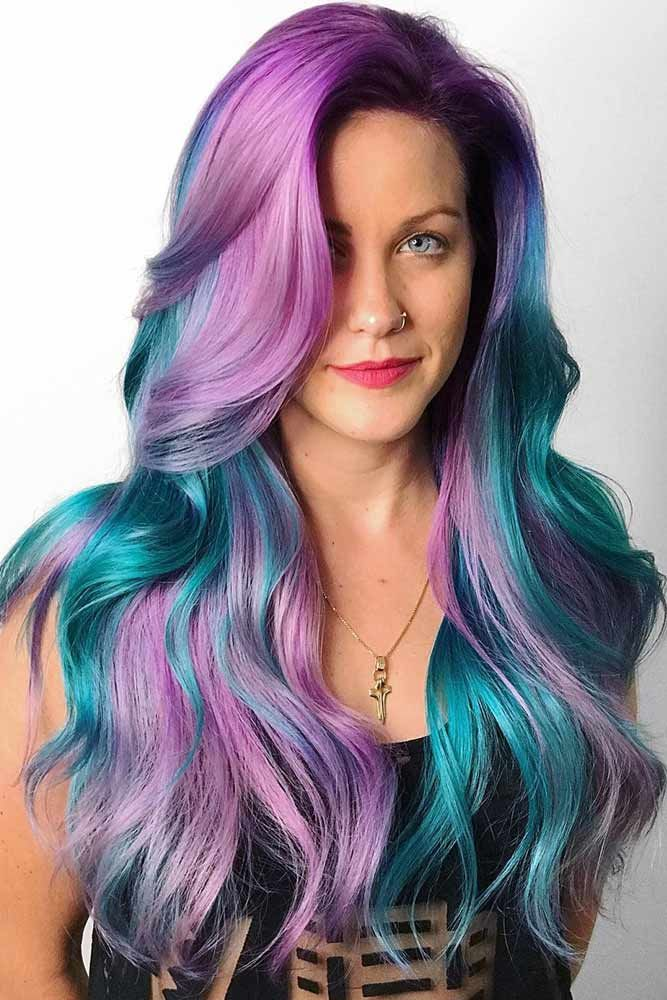 Twilight Sparkle #tealhair #purplehair ❤️ What can compare to the gorgeous c...
